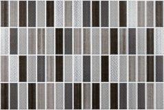 Tuiles de rectangles en marbre avec des effets colorés photos libres de droits