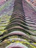 Tuiles de toit à Londres ; LE R-U Photographie stock