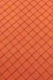 Tuiles de toit oranges abrégez le fond Image stock
