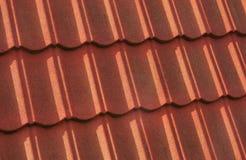 Tuiles de toiture Photographie stock libre de droits