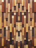 Tuiles en bois Photographie stock libre de droits