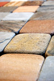 Tuiles en pierre Image libre de droits