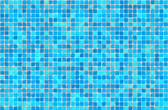 Tuiles - mosaïque illustration stock