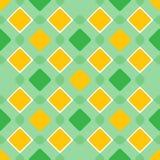Tuiles multicolores de place Fond sans couture de modèle abstrait Papier peint de tissu sans couture photographie stock
