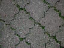 tuiles rhomboïdes Image libre de droits
