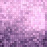 Tuiles roses et pourprées Photos libres de droits