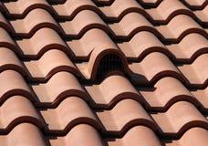 Tuiles sur le toit Photos libres de droits