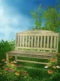 Tuin 3 van de lente vector illustratie