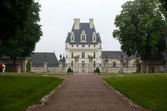 Tuin en Kasteel van Valencay royalty-vrije stock fotografie
