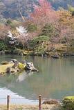 Tuin in Nanzen -nanzen-ji Royalty-vrije Stock Afbeelding