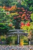 Tuin Ryoan -ryoan-ji bij Tempel Ryoan -ryoan-ji in Kyoto royalty-vrije stock afbeeldingen