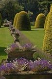 Tuin in Shugborough Stock Afbeeldingen