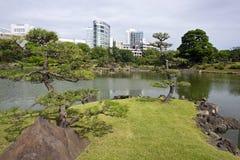 Tuin in Tokyo Stock Fotografie