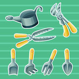 Tuin tool Royalty-vrije Stock Fotografie