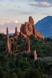 Tuin van de Goden Colorado stock afbeeldingen
