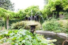 Tuin van het Streatham de gemeenschappelijke park Royalty-vrije Stock Afbeelding