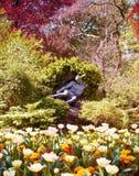 Tuin van Luxemburg, Parijs, Frankrijk Royalty-vrije Stock Foto's