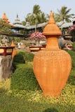 Tuin van Nooch van Nong de Tropische Botanische Royalty-vrije Stock Afbeelding