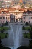 Tuin in Varese Royalty-vrije Stock Afbeeldingen