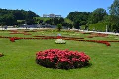 Tuin in Wenen Stock Afbeeldingen