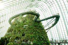 Tuinen door de baai Royalty-vrije Stock Foto's