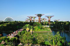Tuinen door de Baai royalty-vrije stock foto