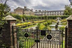 Tuinen van Kensington-Paleis, Londen, Engeland Royalty-vrije Stock Foto's