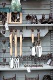 Tuinhulpmiddelen Stock Foto's