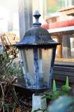 Tuinlamp Royalty-vrije Stock Fotografie