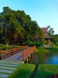 Tuinpark Stock Foto