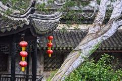 Tuisi Garden Tongli Stock Image