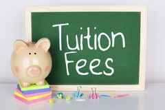 Tuition Fees Saving For School Stock Photography