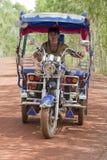 tuk Таиланда водителя Стоковая Фотография RF