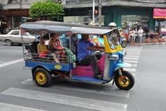 tuk таксомотора Стоковое Изображение RF