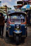 tuk таксомотора Стоковое Фото