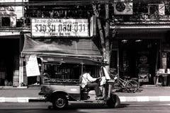 Tuk de tuk de la Thaïlande Images stock