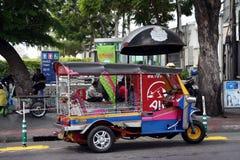Tuk de Tuk em Banguecoque Imagens de Stock