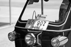 Tuk del tuk della Tailandia Immagine Stock Libera da Diritti
