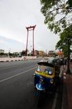 Tuk di Tuk a sao Chingcha immagini stock libere da diritti