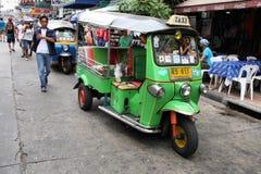 Tuk do tuk de Banguecoque Imagem de Stock