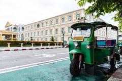 Tuk-Tuk, Thaise traditionele taxi royalty-vrije stock foto