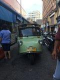 Tuk Tuk Trang Thailand stock fotografie