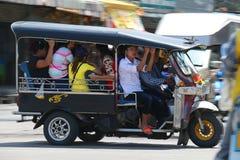 Tuk tuk από την Ταϊλάνδη Στοκ Εικόνες