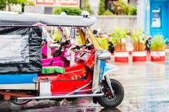 Tuk-TUK στην Ταϊλάνδη Στοκ φωτογραφία με δικαίωμα ελεύθερης χρήσης