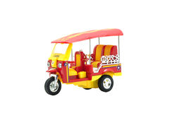 Scale model Tuk-tuk  Royalty Free Stock Image