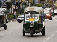 Tuk-tuk Royalty Free Stock Image