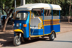 Tuk-Tuk Royalty Free Stock Photography