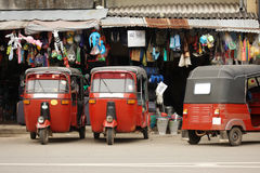 Tuk-tuk Stock Photo