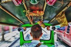 Tuk tuk auto Stock Foto