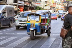 Tuk-Tuk in Bangkok 1 stock photography